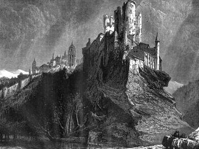 The Alcazar of Segovia, Spain, 19th Century