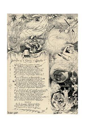 'Ballade of a Choice of Ghosts', 1886