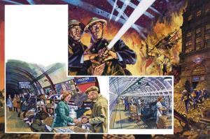Blitz by Harry Green