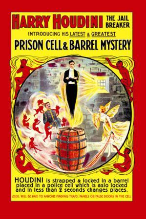 Harry Houdini: The Jail Breaker