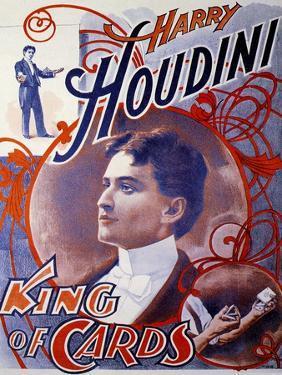 Harry Houdini, UK