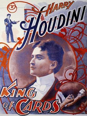 Harry Houdini, UK