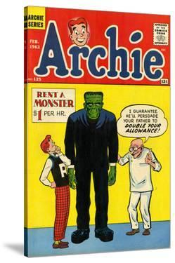 Archie Comics Retro: Archie Comic Book Cover No.125 (Aged) by Harry Lucey
