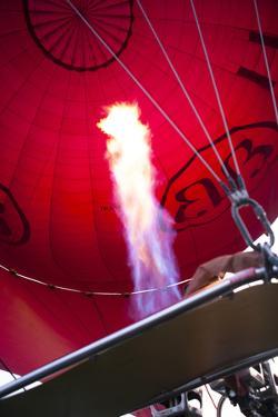 Balloon Heating by Harry Marx