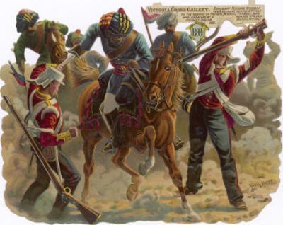 Indian Mutiny 1857 by Harry Payne