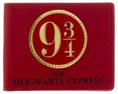 Harry Potter 9 3/4 Bi-Fold Wallet