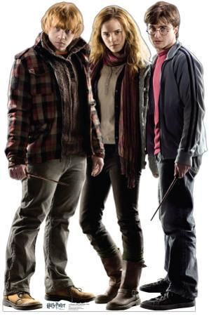 Harry Potter and the Deathly Hallows - Group - Harry, Hermoine and Ron