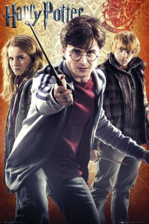 Harry Potter and the Deathly Hallows - Part II - Trio