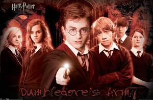 Harry Potter and the Order of the Phoenix - Group