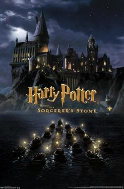 Harry Potter and the Sorcerer's Stone - Castle One Sheet