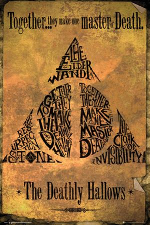 Harry Potter- Deathly Hallowes Together