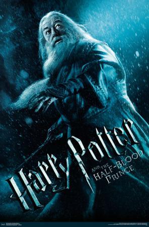 HARRY POTTER - DUMBLEDORE HALF BLOOD