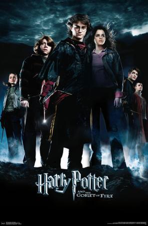 HARRY POTTER - GOBLET GROUP