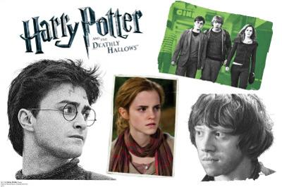 Harry Potter Group - Harry Potter and the Deathly Hallows