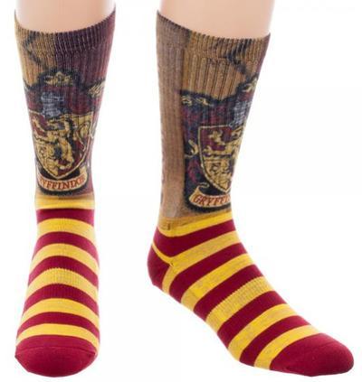 Harry Potter - Gryffindor Crew Socks