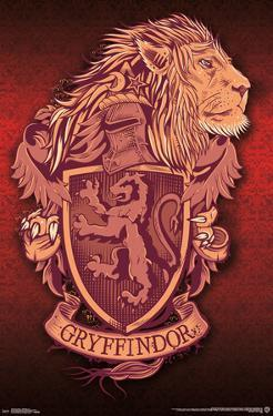 HARRY POTTER - GRYFFINDOR LION