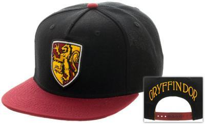 Harry Potter- Gryffindor Shield Logo Snapback