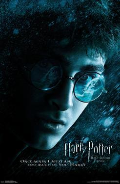 HARRY POTTER - HARRY HALF BLOOD