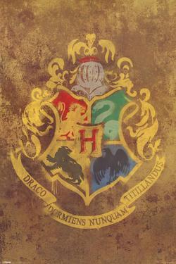 Harry Potter - Hogwarts Crest