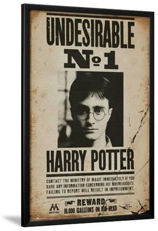 Harry Potter - Undesirable No 1