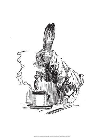 Alice in Wonderland by Harry Roundtree