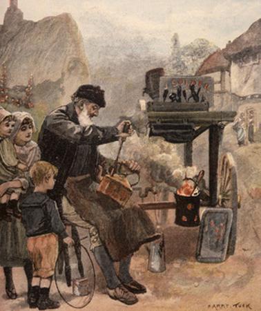 Tinker Mends Pot 1894