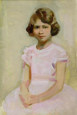 H.M. The Queen as Princess Elizabeth
