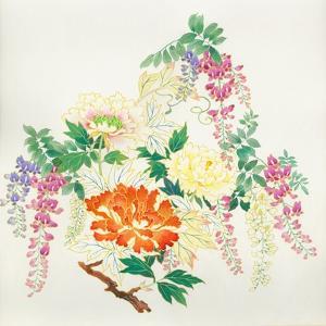 Hanging Flowers by Haruyo Morita