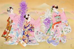 Miyako Odori by Haruyo Morita
