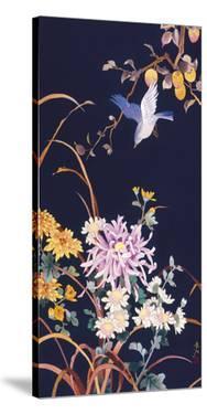 Oriental Flowers & Bird by Haruyo Morita