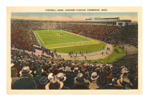 Harvard Stadium, Cambridge, Massachusetts