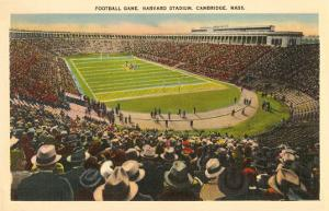 Harvard Stadium, Cambridge, Massachusetts
