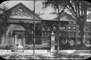 Harvard University, Cambridge, Massachusetts, USA, Late 19th or Early 20th Century