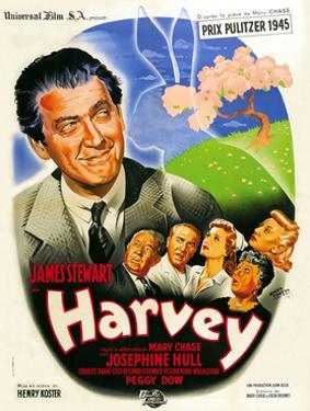 Harvey, French Poster Art, 1950