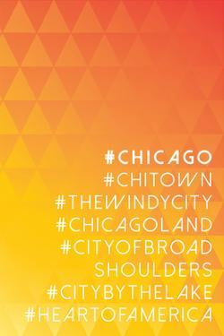 Hashtag City Chicago