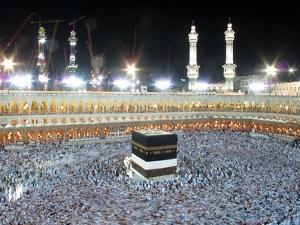 Mideast Saudi Arabia Hajj by Hassan Ammar