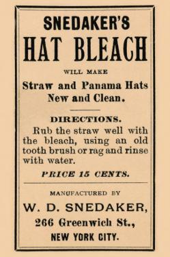 Hat Bleach