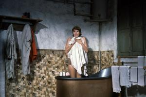 HATARI !, 1962 directed by HOWARD HAWKS Elsa Martinelli (photo)