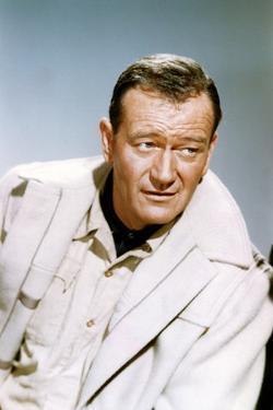 HATARI !, 1962 directed by HOWARD HAWKS John Wayne (photo)