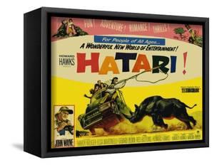 Hatari, 1962