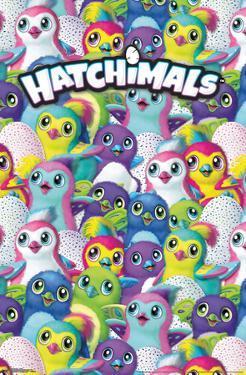 HATCHIMALS - COLLAGE