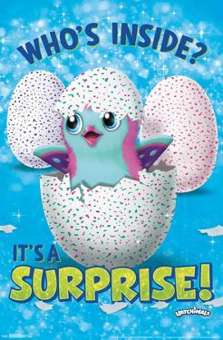 HATCHIMALS - SURPRISE