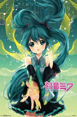 Hatsune Miku- Magic Music