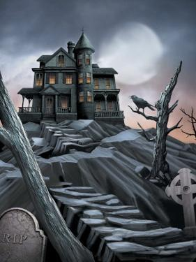 """Haunted House, """"Rip"""""""