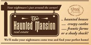 Haunted Mansion Real Estate