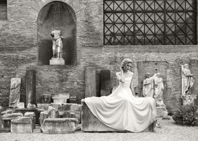 Thermae Diocletiani, Rome by Haute Photo Collection