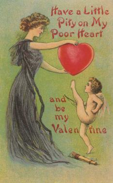 Have Pity on my Heart, Victorian Valentine