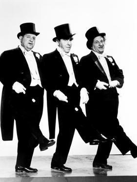 Have Rocket, Will Travel, Curly Joe De Rita, Larry Fine, Moe Howard, 1959