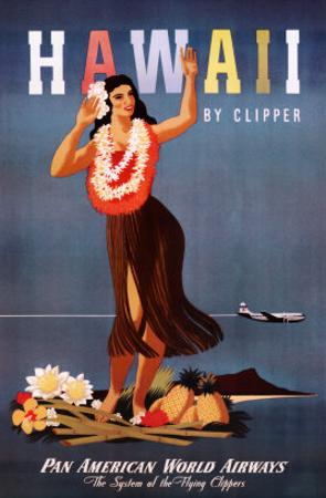 Hawaii by Clipper