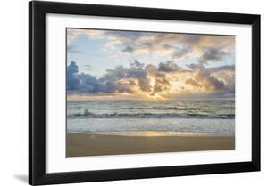 Hawaii  Kauai  Kealia Beach Sunrise